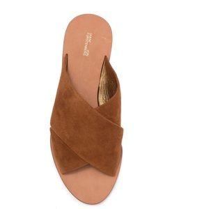 NEW Diane von Furstenberg Bailie Slide Sandal 7